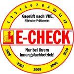 E-Check Siegel
